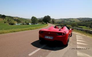 test drive Maranello tour Mountain 60 Minuten