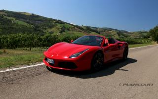 test drive Maranello tour Precision 120 Minuten ( PPT )