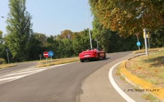 test drive Maranello tour Start 15 Minuten