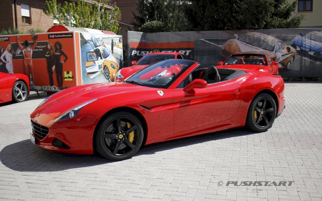 Test Drive Ferrari Maranello Lamborghini Rent Pushstart