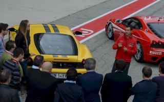 test drive Maranello tour 3 Laps Race Track only