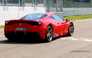test drive Maranello tour Race Track Tour 13