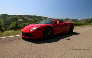 test drive Maranello tour Mountain 60 minutos