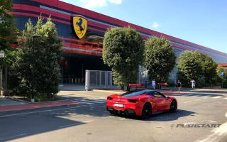 test drive Maranello tour Short 10 minuti