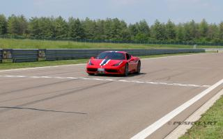test drive Maranello tour Race Track Tour 7