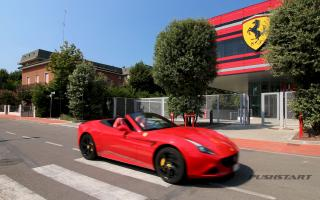 test drive Maranello tour Short 10 minutes